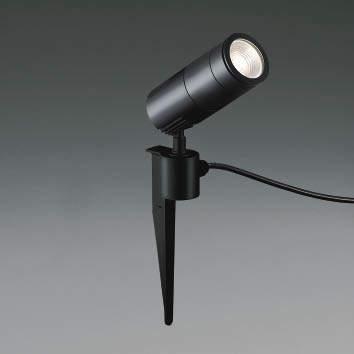 ☆KOIZUMI LEDエクステリアスポットライト JR12V50W相当 (ランプ付) 白色 4000K 専用調光器対応 XU49181L