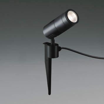 ☆KOIZUMI LEDエクステリアスポットライト JR12V50W相当 (ランプ付) 白色 4000K 専用調光器対応 XU49182L