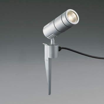 ☆KOIZUMI LEDエクステリアスポットライト JR12V50W相当 (ランプ付) 電球色 3000K 専用調光器対応 XU49184L