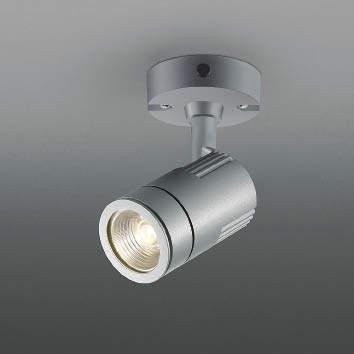 ☆KOIZUMI LEDエクステリアスポットライト JR12V50W相当 (ランプ付) 電球色 3000K XU49853L