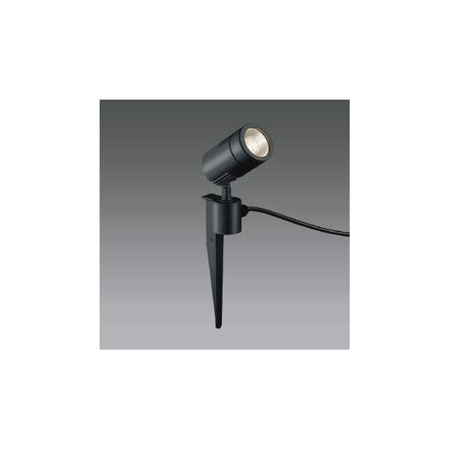 ☆KOIZUMI LEDエクステリアスポットライト JR12V50W相当 (ランプ付) 電球色 3000K XU49882L