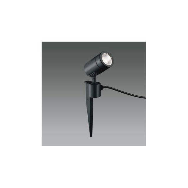 ☆KOIZUMI LEDエクステリアスポットライト JR12V50W相当 (ランプ付) 白色 4000K XU49886L
