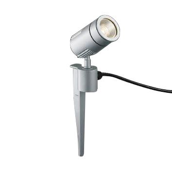 ☆KOIZUMI LEDエクステリアスポットライト JR12V50W相当 (ランプ付) 電球色 3000K XU49890L