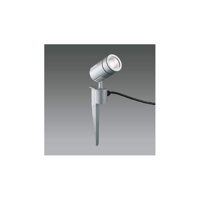 ☆KOIZUMI LEDエクステリアスポットライト JR12V50W相当 (ランプ付) 白色 4000K XU49891L