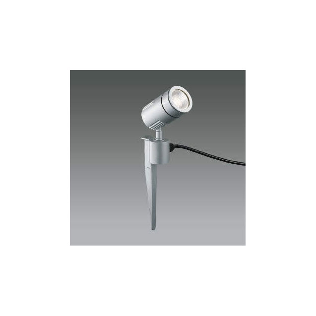 ☆KOIZUMI LEDエクステリアスポットライト JR12V50W相当 (ランプ付) 白色 4000K XU49892L