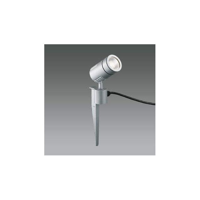 ☆KOIZUMI LEDエクステリアスポットライト JR12V50W相当 (ランプ付) 白色 4000K XU49893L