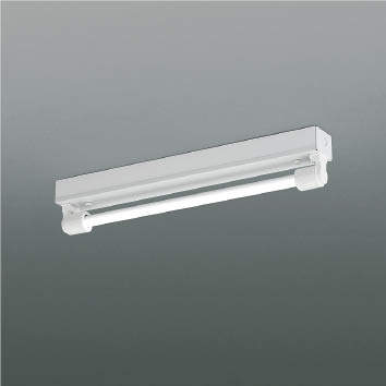 ☆KOIZUMI LED防雨・防湿型ベースライト FL20W相当 (ランプ付) 昼白色 5000K XU90241L+XE46424L