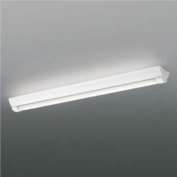 ☆KOIZUMI LED防雨・防湿型ベースライト FLR40W×1灯相当 (ランプ付) 昼白色 5000K XU90787L+XE46910L