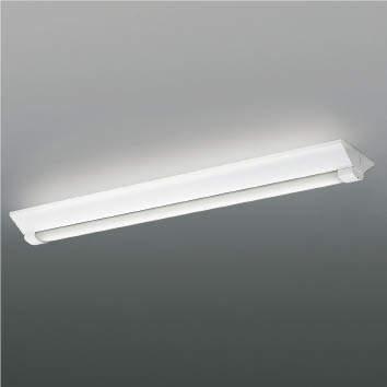 ☆KOIZUMI LED防雨・防湿型ベースライト FLR40W×1灯相当 (ランプ付) 昼白色 5000K XU90788L+XE46910L