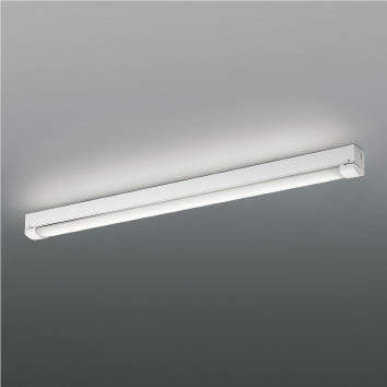 ☆KOIZUMI LED防雨・防湿型ベースライト FLR40W×1灯相当 (ランプ付) 昼白色 5000K XU90789L+XE46910L