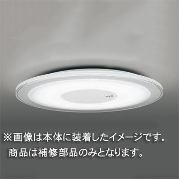 ☆東芝 補修用セード(プレート付) アクリル・乳白  一般住宅用 LEDHC80102 ※受注生産品