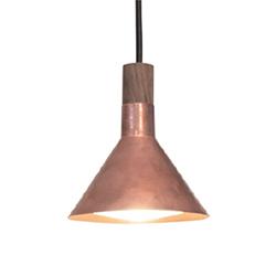 ☆ディクラッセ LEDペンダントランプ エポカ/Epoca ブロンズ 引掛けシーリング LED一体型 7W 白熱電球60W相当 電球色 LP3039BZ
