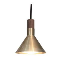 ☆ディクラッセ LEDペンダントランプ エポカ/Epoca ゴールド 引掛けシーリング LED一体型 7W 白熱電球60W相当 電球色 LP3039GD