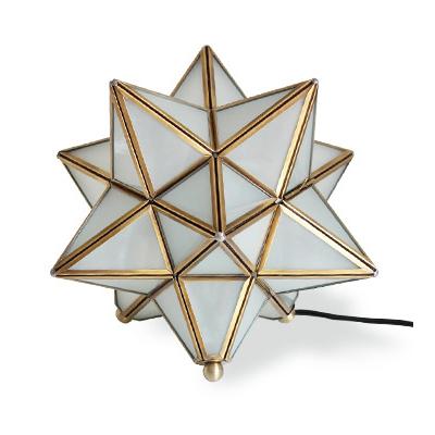 ☆ディクラッセ おしゃれなテーブルランプ照明 Etoile(エトワール) フロスト E17口金 ミニ電球40Wクリアー(ランプ付) LT3675FR