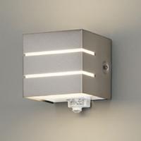 ☆東芝 アウトドア LED一体形ポーチ灯 マルチセンサー 白熱灯器具60Wクラス 光色:電球色 一般住宅照明 防雨形 LEDB87911YLLS
