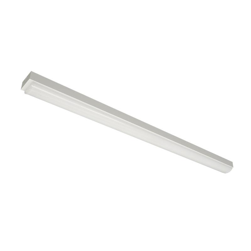 ☆NEC LED一体型ベース照明 Nuシリーズ トラフ形 40形 ホタルックタイプ 固定出力 100V~242V FHF32定格出力×2灯相当 昼白色 ライトユニット付き MMB410152N4SGN8(MB400701+DLU45204NSGN8)