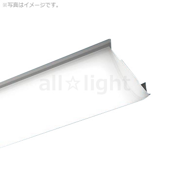 ☆パナソニック 一体型LEDベースライト iDシリーズ ライトバー 110形 一般タイプ 6400lmタイプ 出力固定型 電球色NNL8600ELJLE9 ※受注生産品
