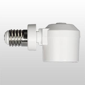 7700円以上で送料無料 毎日続々入荷 ヤザワ LED電球専用可変式ソケット 期間限定の激安セール SF1726V E17⇒E26口金