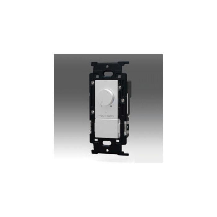 ☆神保電器 NKシリーズ配線器具 正位相制御方式埋込ライトコントロール LEAD-E AC100V 500VA 5A ライトコントロール500W ピュアホワイト NKWRLE5S0PW ※受注生産品