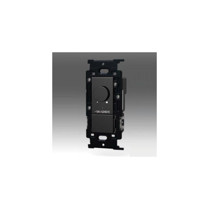 ☆神保電器 NKシリーズ配線器具 正位相制御方式埋込ライトコントロール LEAD-E AC100V 500VA 5A ライトコントロール500W ソフトブラック NKWRLE5S0SB ※受注生産品