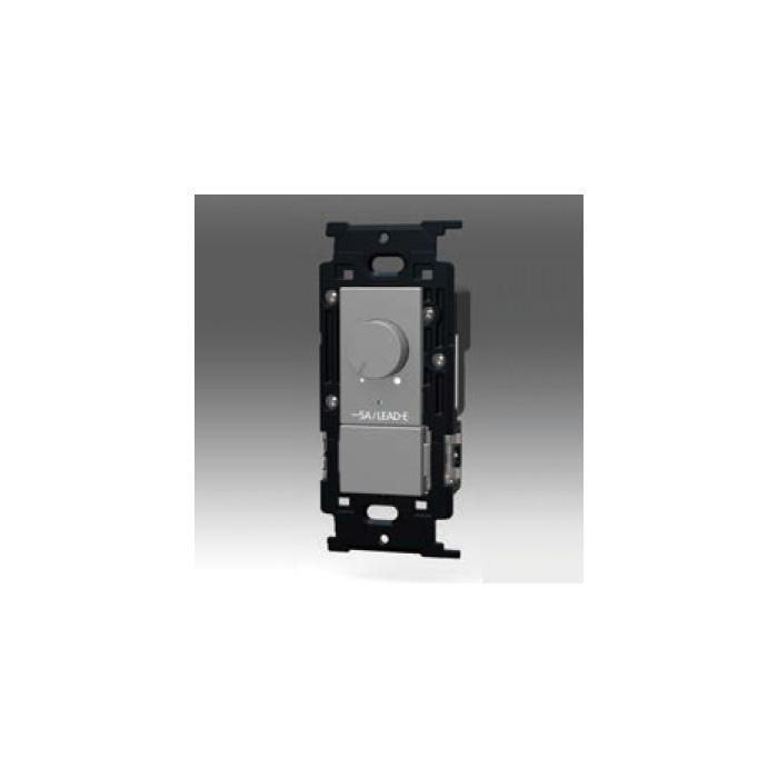 ☆神保電器 NKシリーズ配線器具 正位相制御方式埋込ライトコントロール LEAD-E AC100V 500VA 5A ライトコントロール500W ソリッドグレー NKWRLE5S0SG ※受注生産品