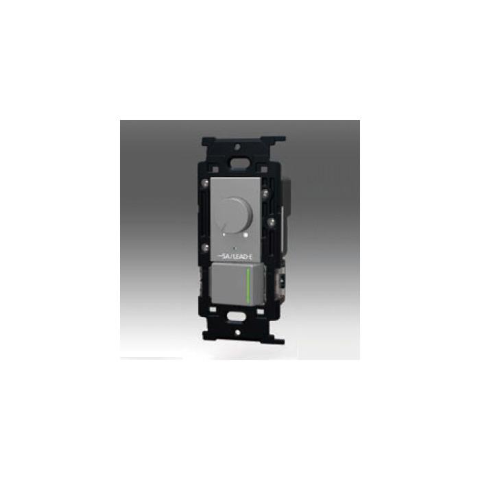 ☆神保電器 NKシリーズ配線器具 正位相制御方式埋込ライトコントロール +3路ガイドランプ付きスイッチ LEAD-E AC100V 500VA 5A ライトコントロール500W ソリッドグレー NKWRLE5S3GSG ※受注生産品