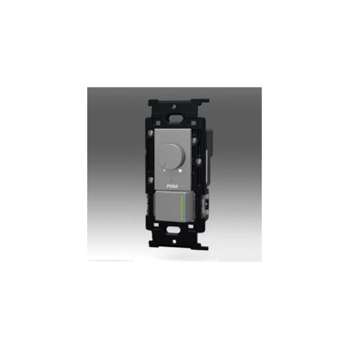 ☆神保電器 NKシリーズ配線器具 PWM制御方式(1ch)埋込ライトコントロール +3路ガイドランプ付きスイッチ PWM AC100V~254V 信号線出力200mAまで ソリッドグレー NKWRPWM1S3GSG ※受注生産品