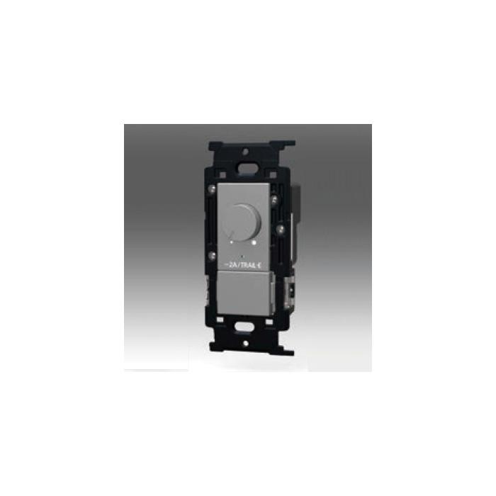 ☆神保電器 NKシリーズ配線器具 逆位相制御方式埋込ライトコントロール TRAIL-E AC100V 200VA 2A ライトコントロール200W ソリッドグレー NKWRTE2S0SG ※受注生産品