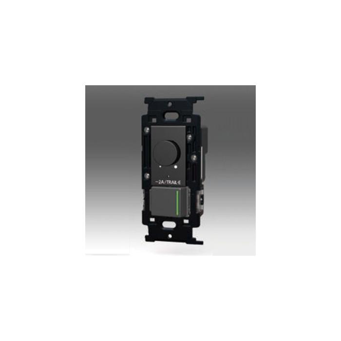 ☆神保電器 NKシリーズ配線器具 逆位相制御方式埋込ライトコントロール +3路ガイドランプ付きスイッチ TRAIL-E AC100V 200VA 2A ライトコントロール200W ソフトブラック NKWRTE2S3GSB ※受注生産品