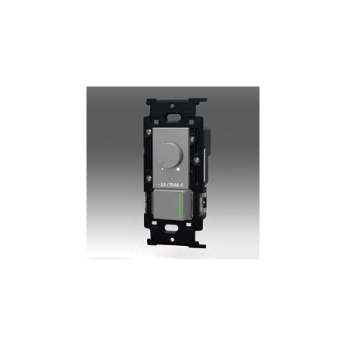 ☆神保電器 NKシリーズ配線器具 逆位相制御方式埋込ライトコントロール +3路ガイドランプ付きスイッチ TRAIL-E AC100V 200VA 2A ライトコントロール200W ソリッドグレー NKWRTE2S3GSG ※受注生産品