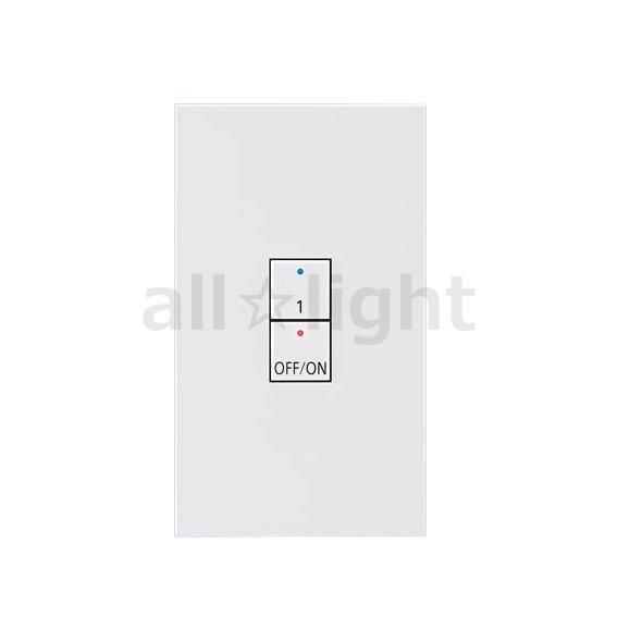 【送料無料】 パナソニック ライトコントロール ライトマネージャーFx システムアップ子器(子機) 2ボタン子器 ライトコントロール ライトマネージャーFx専用 壁埋込型 NK28802