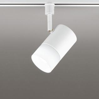 ☆ODELIC 配線ダクトレール用 LEDスポットライト LED電球一般形  Bluetooth フルカラー調光・調色 E26口金 電球色~昼光色 白熱灯60W相当(ランプ付き) 壁面取付可能型 拡散配光137° 100V OS256132BR