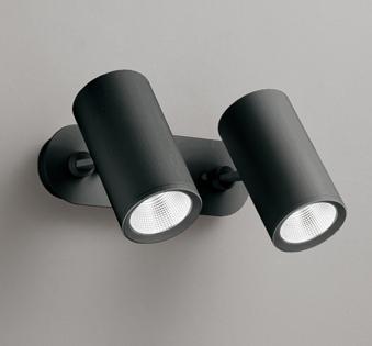 ☆ODELIC LEDスポットライト 直付け用(フレンジタイプ) LED一体型 白熱灯100W×2灯相当 専用調光器対応 昼白色 ワイド配光 100V OS256443