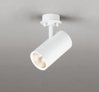 ☆ODELIC LEDスポットライト 直付け用(フレンジタイプ) LED一体型 白熱灯100W相当 専用調光器対応 電球色 ミディアム配光 100V OS256504