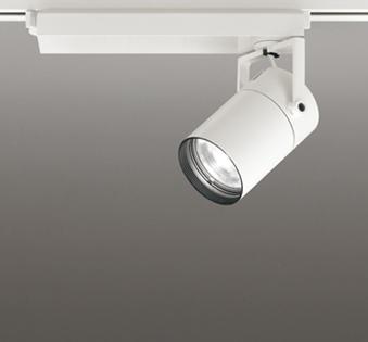 ☆ODELIC LEDスポットライト TUMBLER 配線ダクトレール用 CDM-T35W相当 オフホワイト 16° 2700K~5000K  Bluetooth調光・調色 専用リモコン対応 XS512181BC (リモコン別売)