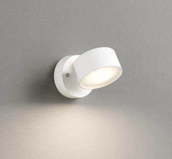 ☆ODELIC LEDスポットライト 直付け用(フレンジタイプ) LED電球フラット形(ランプ付) 白熱灯60W相当 電球色~昼光色・フルカラー Bluetooth調光・調色 配光109° 100V 専用リモコン対応(別売) OS256573BR