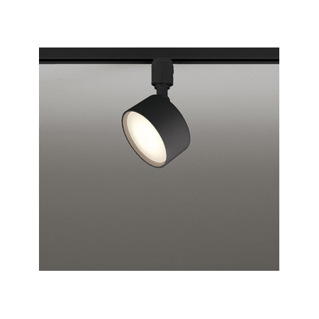 ☆ODELIC 配線ダクトレール用 LEDスポットライト FHT24W相当 LED電球フラット形(ランプ付) 電球色~昼光色 Bluetooth調光・調色 壁面取付可能型 配光105° 専用リモコン対応(別売) OS256576BC