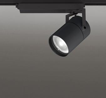 ☆ODELIC LEDスポットライト TUMBLER 高彩色タイプ 配線ダクトレール用 CDM-T150W相当 ブラック 25° 45VA 温白色 3500K 専用調光リモコン対応(リモコン別売) XS511140HBC