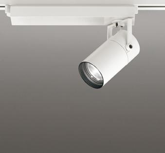 ☆ODELIC LEDスポットライト TUMBLER 配線ダクトレール用 JR12V50W相当 オフホワイト 23° 2700K~5000K  Bluetooth調光・調色 専用リモコン対応 XS513189BC (リモコン別売)