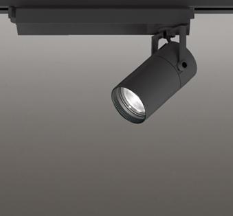 ☆ODELIC LEDスポットライト TUMBLER 配線ダクトレール用 JR12V50W相当 ブラック スプレッド 2700K~5000K  青tooth調光・調色 専用リモコン対応 XS513196BC (リモコン別売)