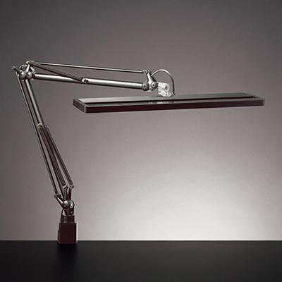 ☆yamada LEDデスクスタンド Z-LIGHT(ゼットライト) 白熱100W相当 無段階調光(明るさ・色温度連動)(2700K電球色~4200K白色) 人感センサー付き クランプタイプ Z81NB