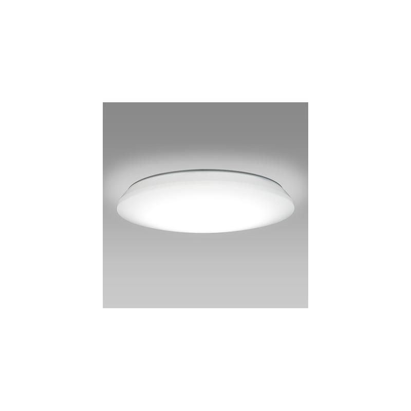 ☆NEC LEDシーリングライト グラン・クオリティスタンダードタイプ ~8畳 昼光色~電球色 調光機能付 感震センサ搭載 ホタルック(残光)機能付 リモコン付 簡単取付 HLDCKB0877SG