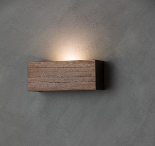 ☆ベンハー 粘着式捕虫器 hidamari(ひだまり) ウォルナット LD2BL-L×1灯 壁付型 hidamariウォルナット