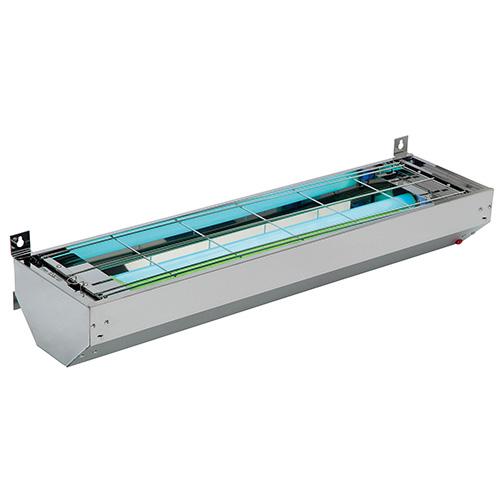 ☆ベンハー 粘着式捕虫器 ムシポン FL30SBL×1灯 壁付型 上面誘引型 よこ型 捕虫紙2個タイプ MP3000KW
