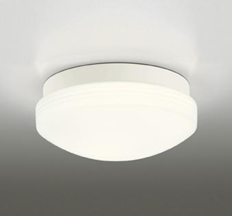 ☆ODELIC LEDシーリングライト 浴室灯向け 業務用 電球色 LEDランプ付き FCL30W相当 防雨・防湿型 OW269015LD