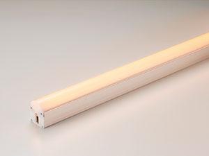 ☆DNライティング LED照明器具 軒下用 Seamlesstype(シームレスタイプ) SO3-LED コンパクト・ハイパワータイプ 拡散タイプ 全長1500mm 電球色 SO3LED1500L30A1FPD ≪特別限定セール!≫