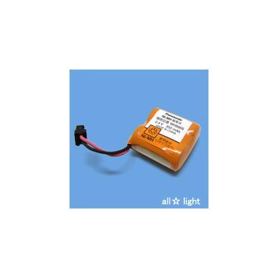 公式 お買い得品 7700円以上で送料無料 パナソニック ホーム保安灯用ニッケル水素電池 WH9905P 2.4V 350mA