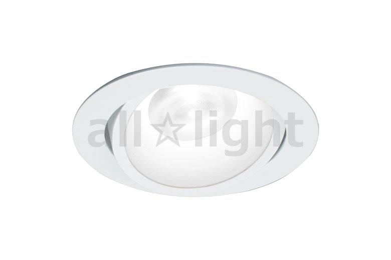 ☆DNライティング LEDダウンライト アルディラシリーズ D-EX13 什器用ダウンライト100V仕様 ユニバーサルタイプ 調光 器具色:ホワイト ビーム角:25° 埋込穴Φ75mm 5.0W 300lm 5000K DEX131WB ※受注生産品