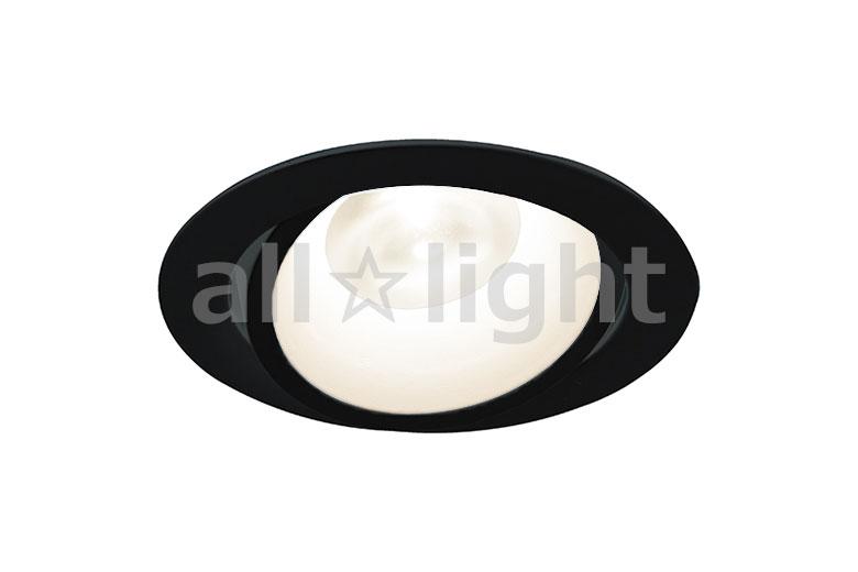 ☆DNライティング LEDダウンライト アルディラシリーズ D-EX13 什器用ダウンライト100V仕様 ユニバーサルタイプ 調光 器具色:ブラック ビーム角:25° 埋込穴Φ75mm 5.0W 280lm 4000K DEX132BB ※受注生産品