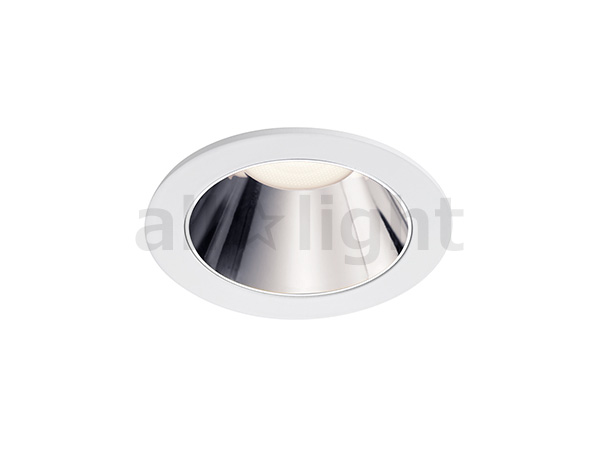 ☆DNライティング LEDダウンライト アルディラシリーズ D-EX14 ダウンライト100V仕様 調光 器具色:ホワイト ビーム角:30° 埋込穴Φ55mm 9.3W 1090lm 4000K DEX142WB ※受注生産品